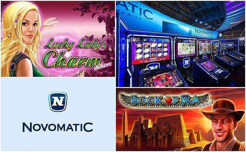 Novomatic slot machine play for free